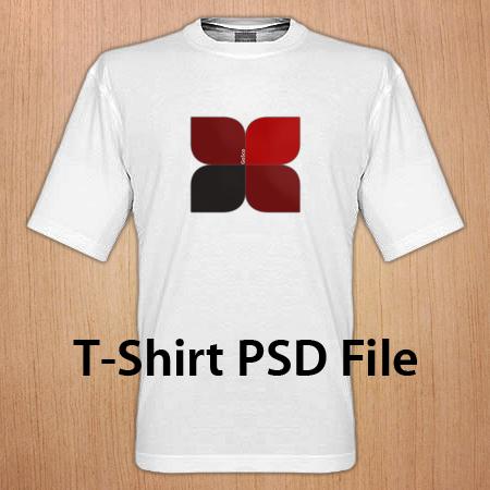 T shirts psd